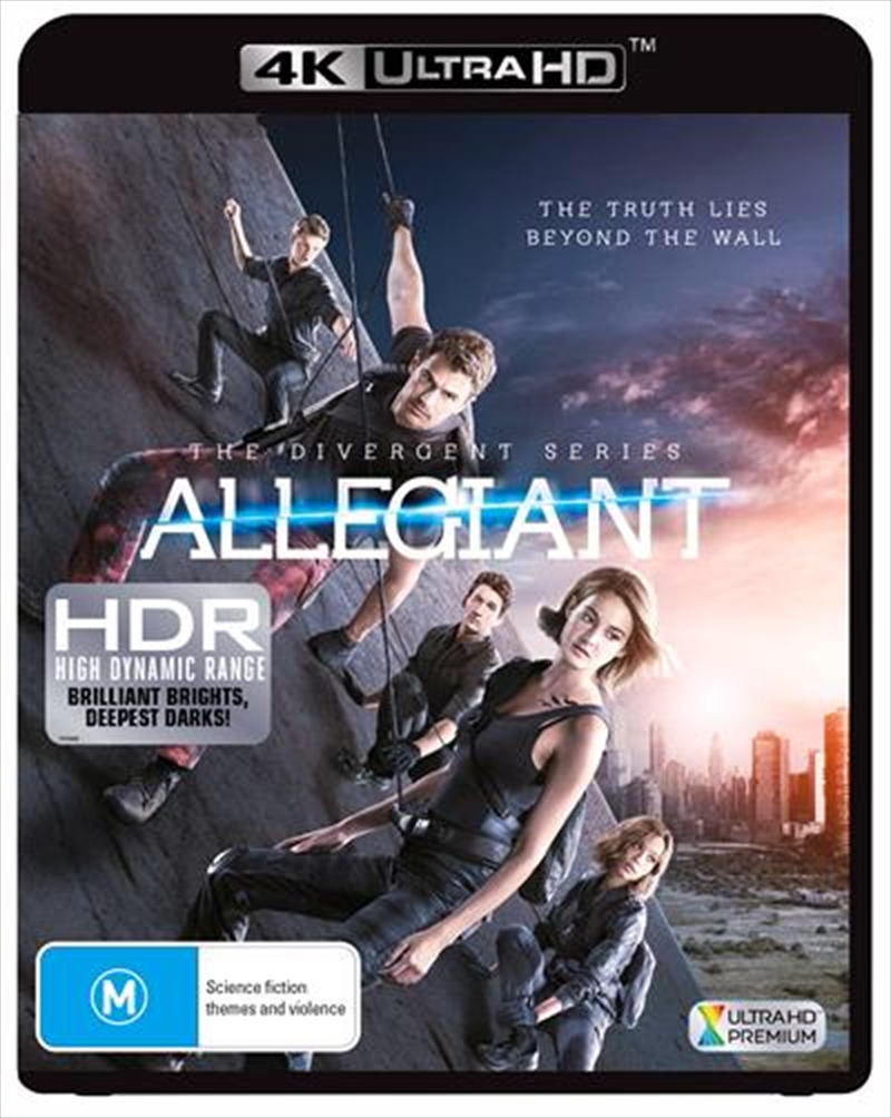 Divergent Series - Allegiant, The | UHD