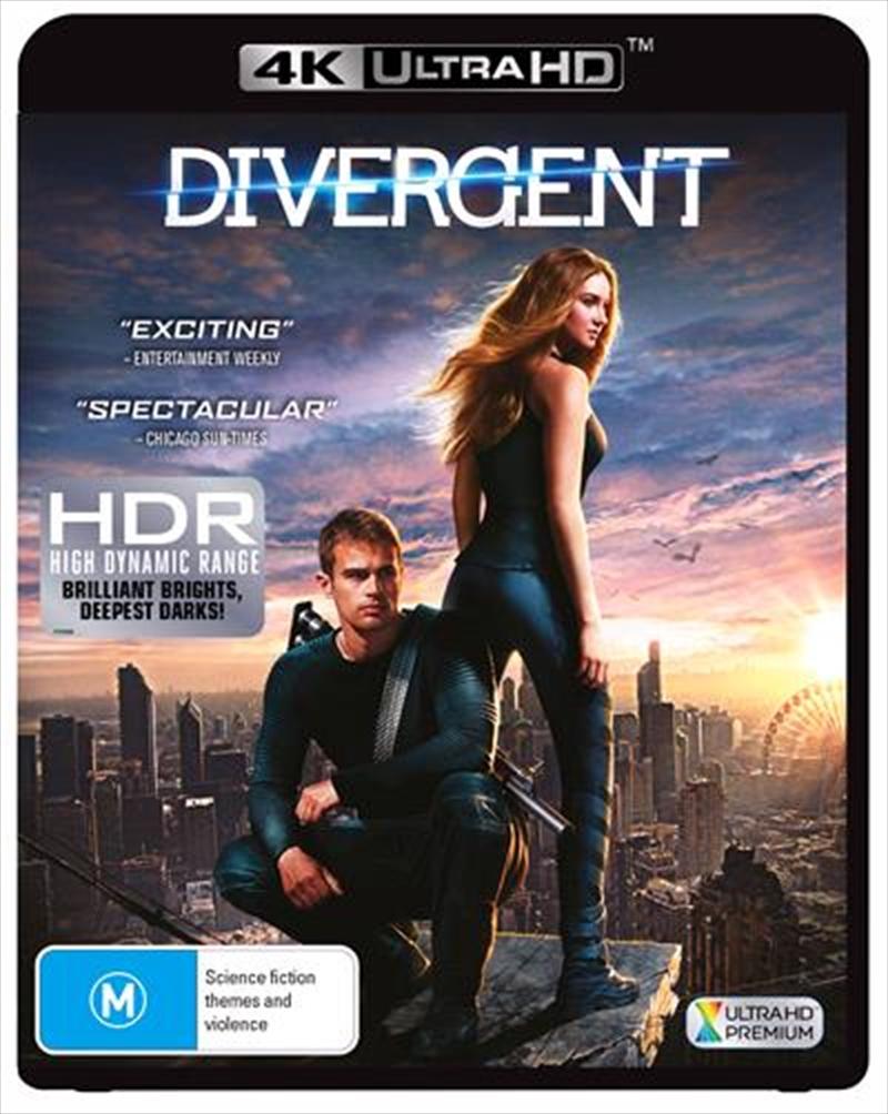 Divergent | UHD
