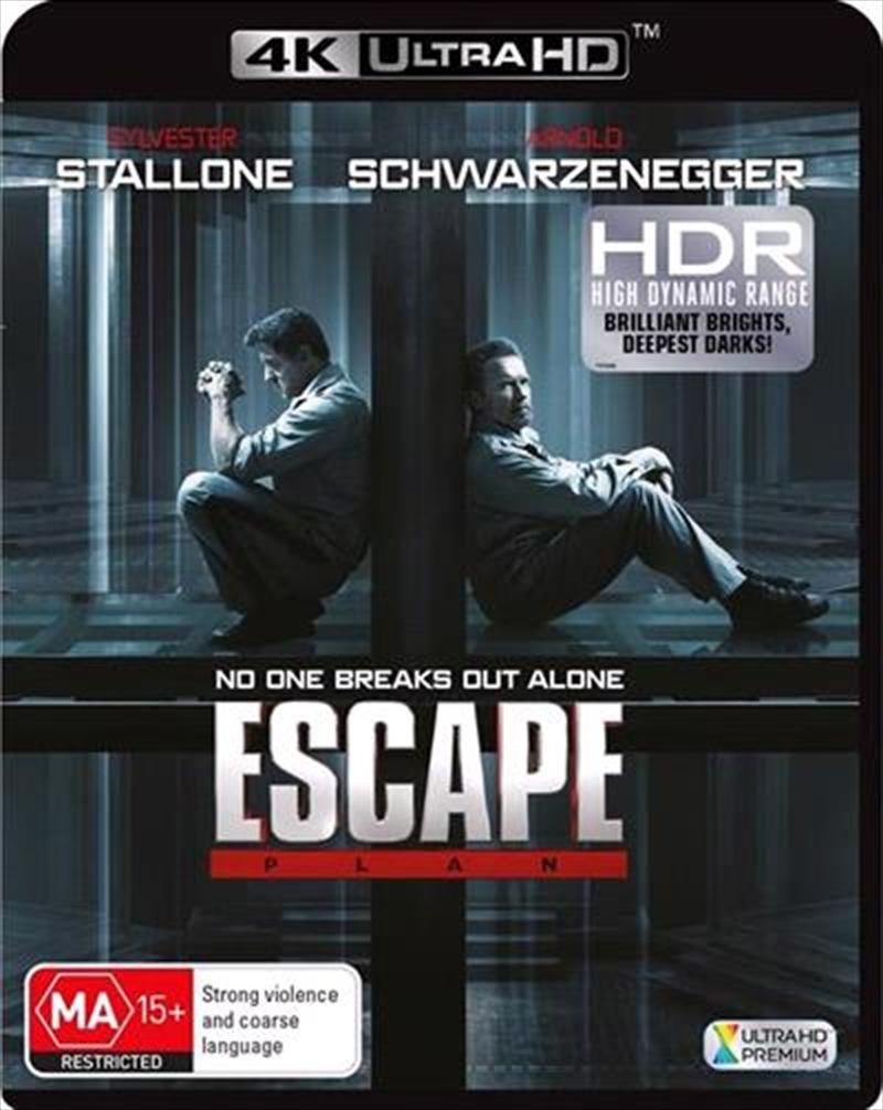 Escape Plan | UHD