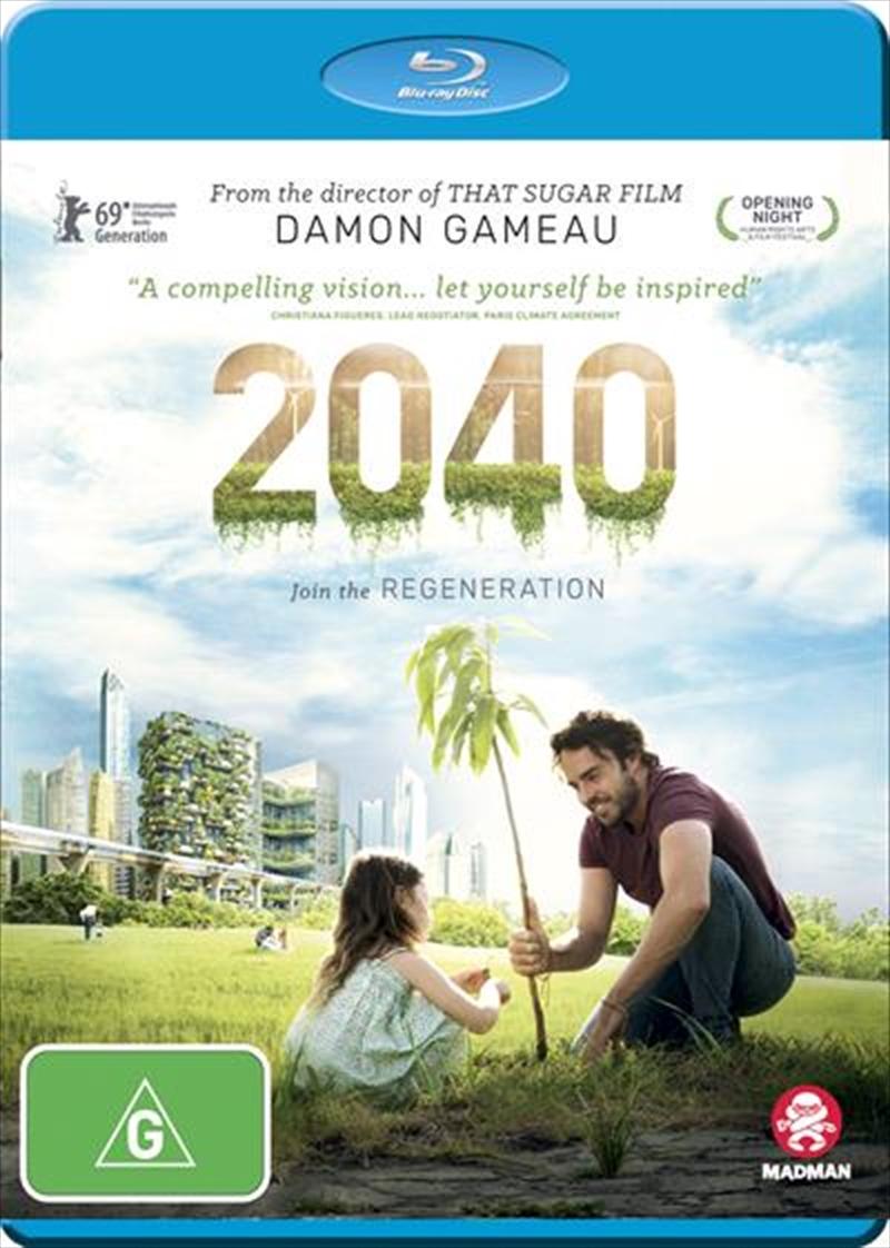 2040 | Blu-ray