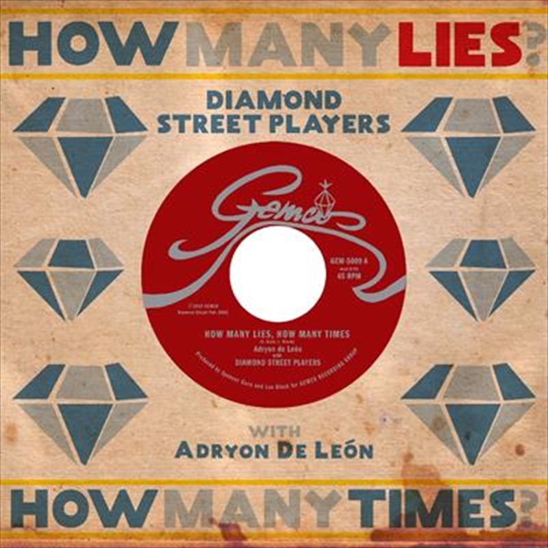 How Many Lies How Many Times | Vinyl