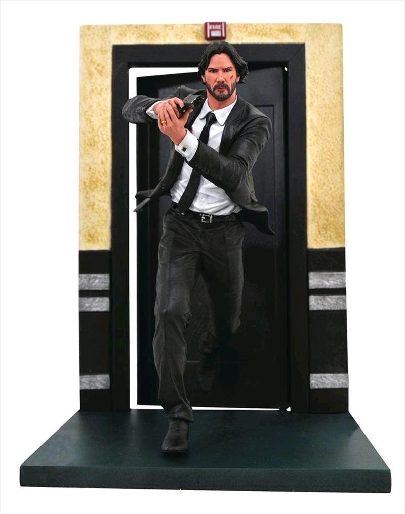 John Wick - Running Gallery PVC Diorama   Merchandise