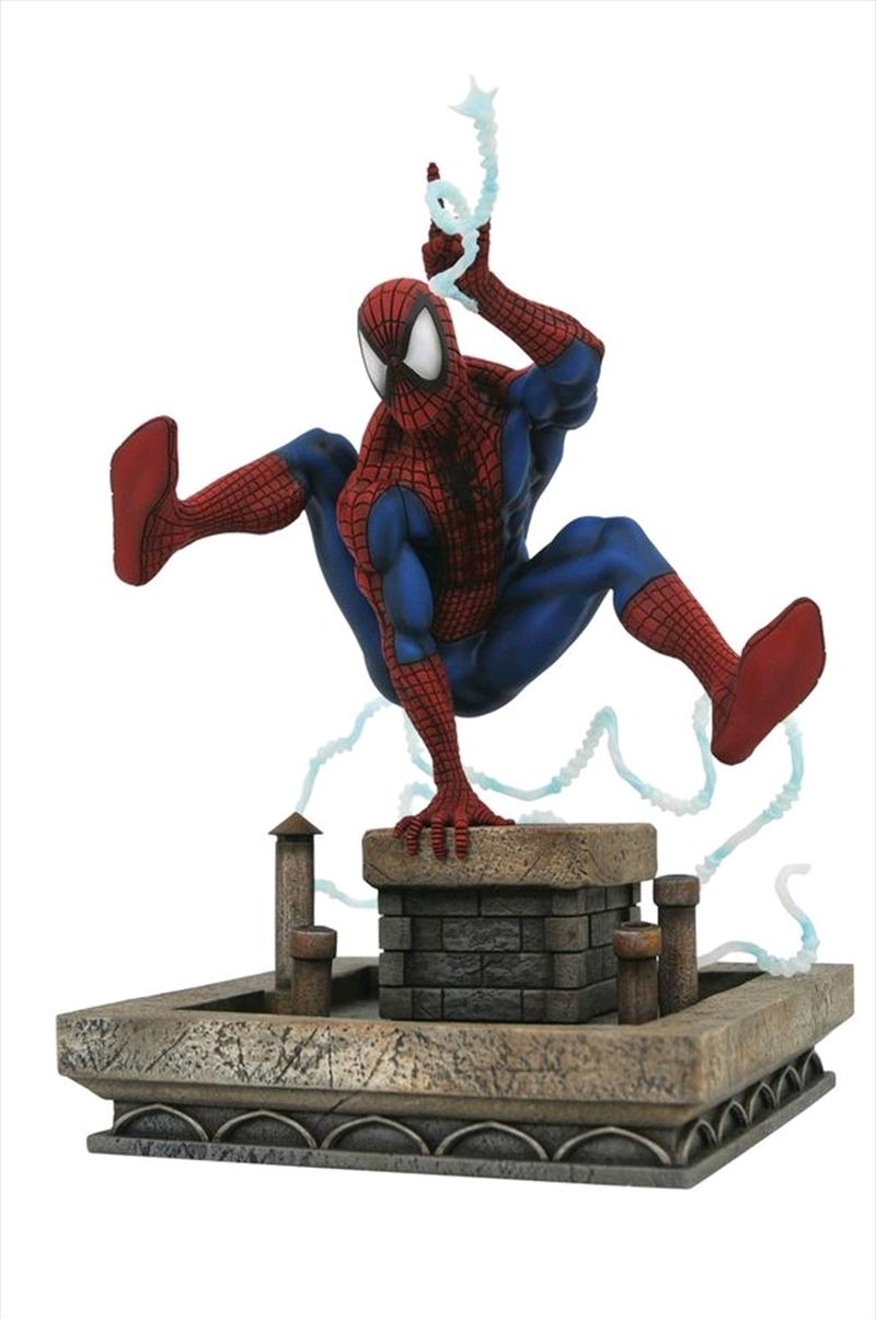 Spider-Man - Spider-Man 90's PVC Figure | Merchandise