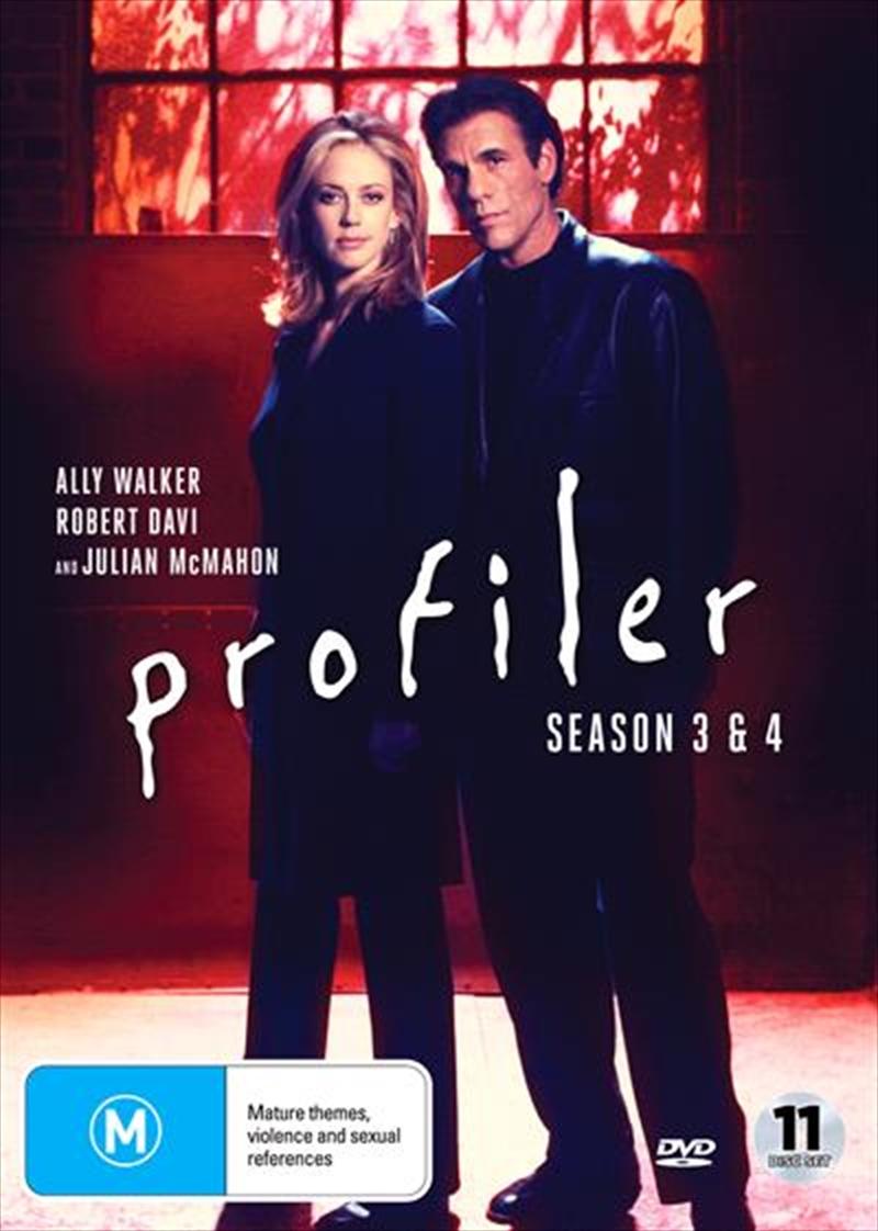 Profiler - Season 3-4 | DVD