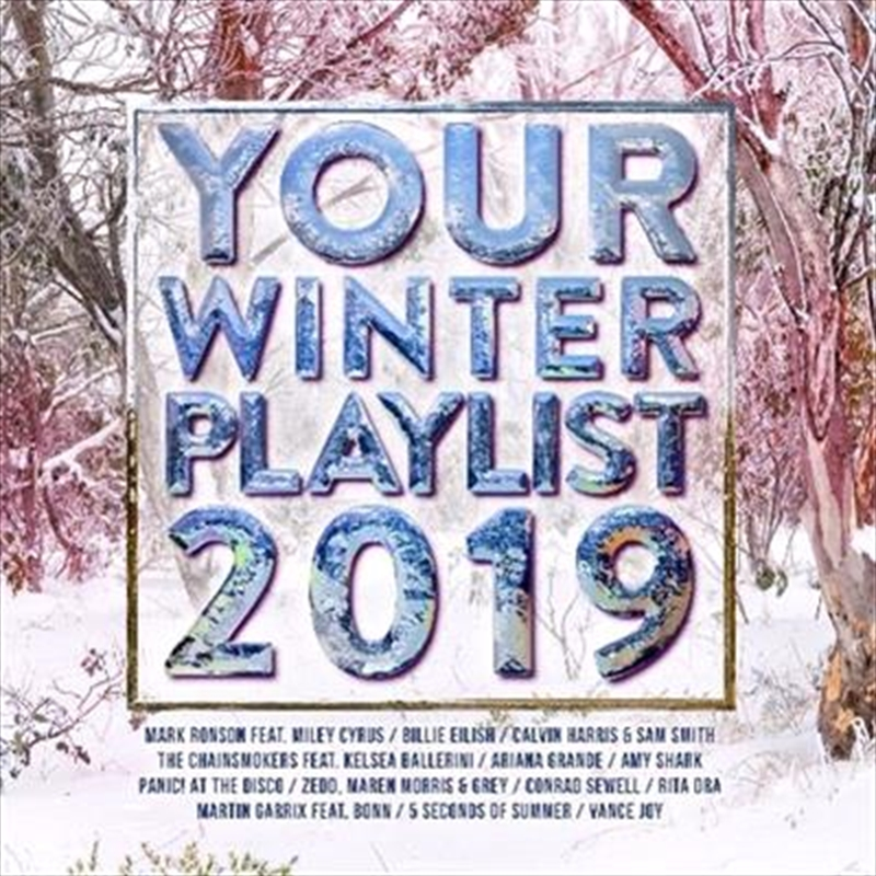 Your Winter Playlist | CD