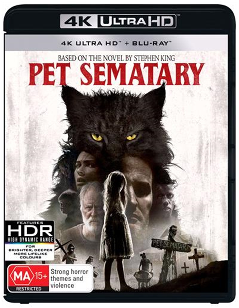 Pet Sematary | UHD