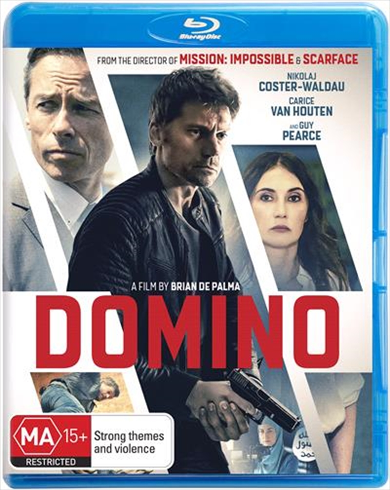 Domino | Blu-ray