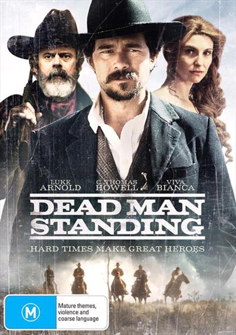 Deadman Standing | DVD