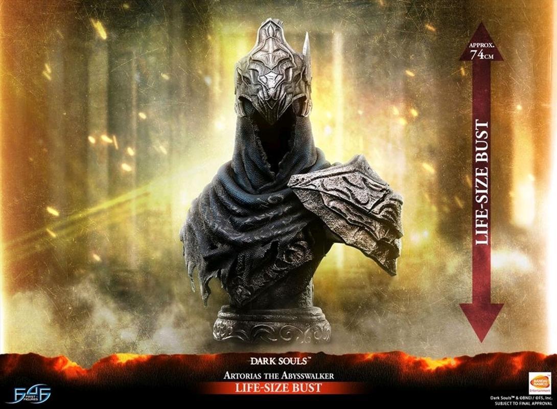 Dark Souls - Artorias Life-Size Bust | Merchandise