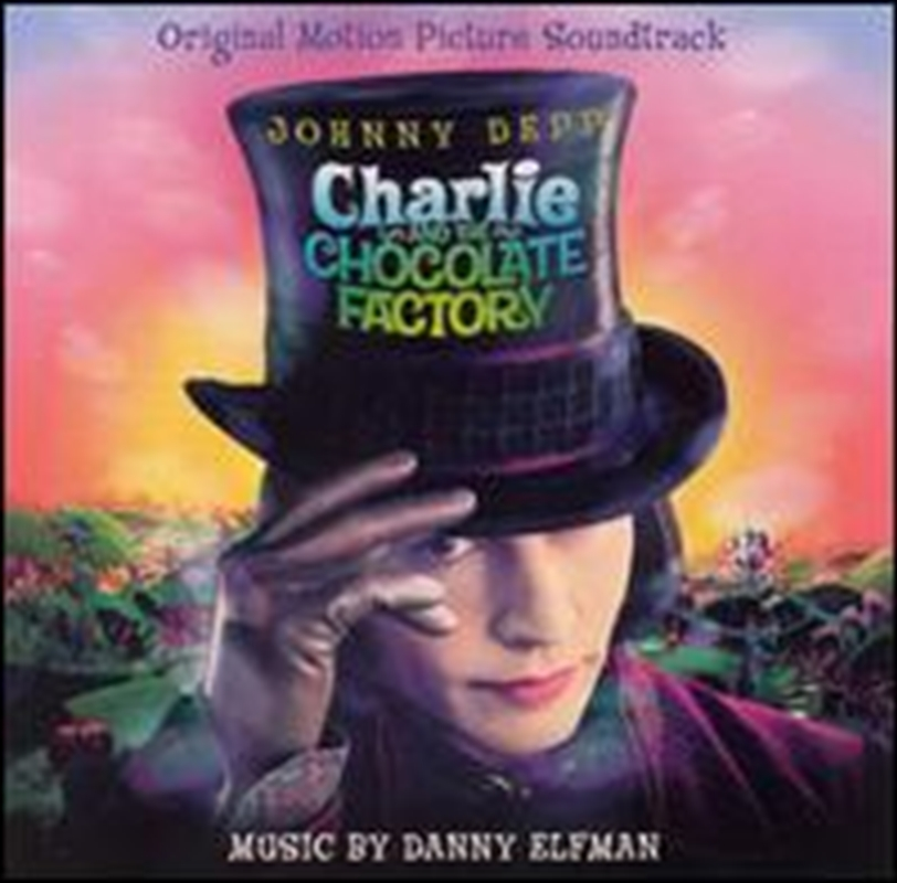 Charlie And The Chocolate Factory | CD