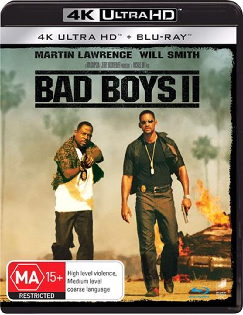 Bad Boys II | UHD