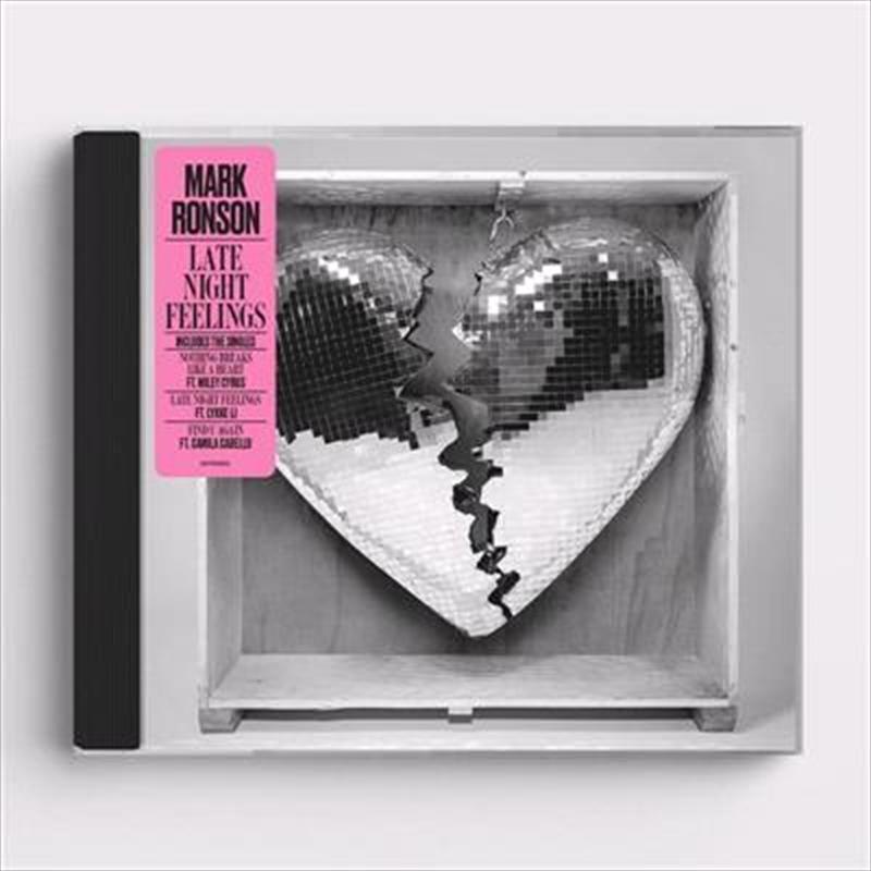 Late Night Feelings | CD