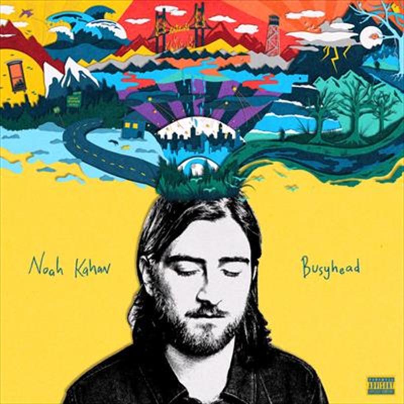 Busyhead | CD