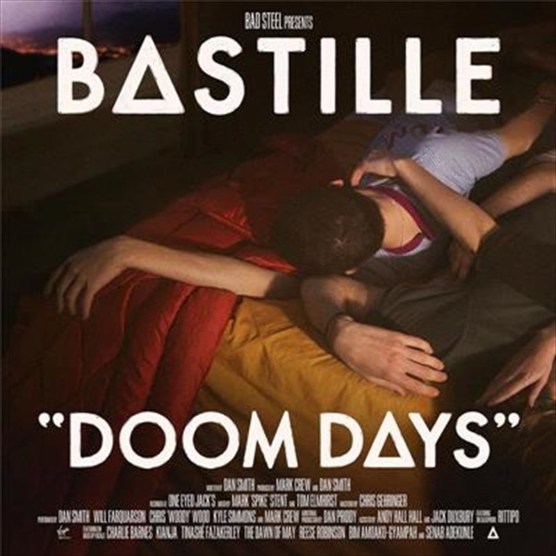 Doom Days | CD