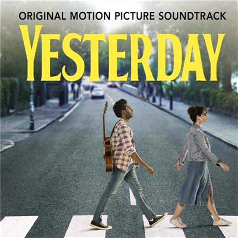 Yesterday | CD