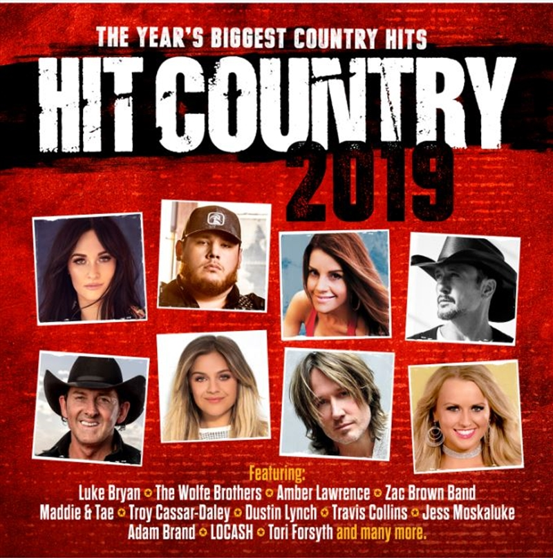 Hit Country 2019 | CD