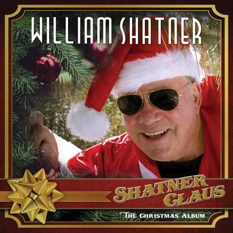 Shatner Claus - The Christmas Album   Vinyl
