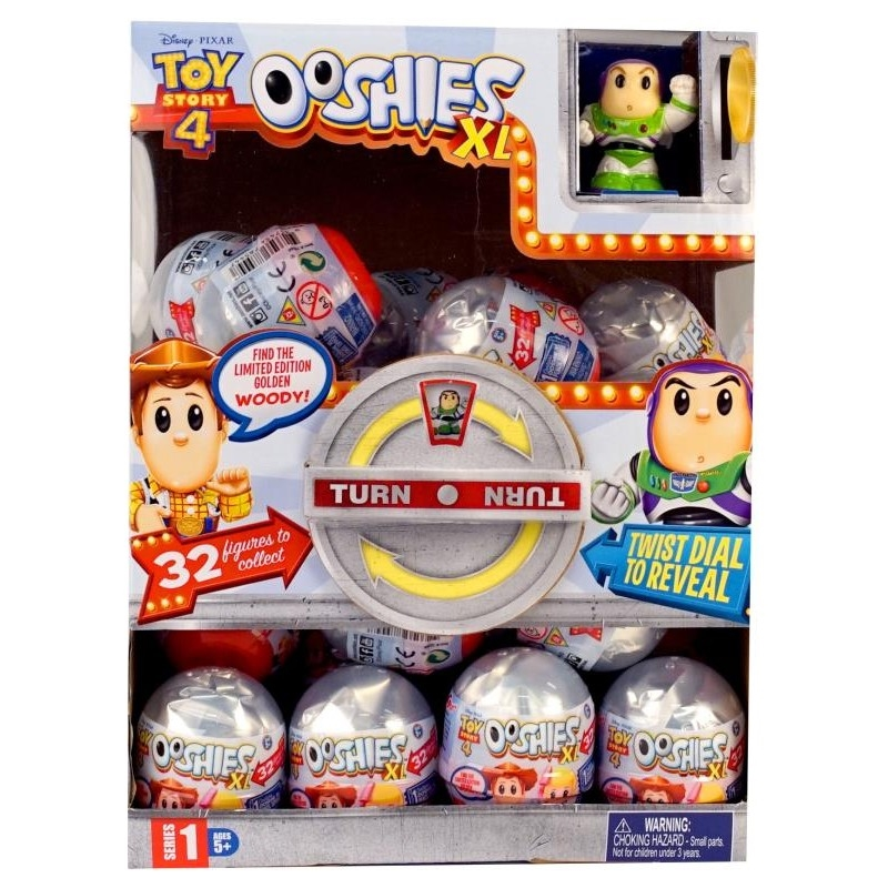 Toy Story 4 - Ooshies XL Series 1 | Toy