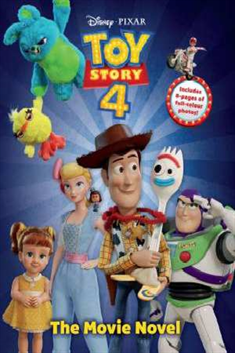 Download Buy Toy Story 4 - Junior Novel in Books | Sanity