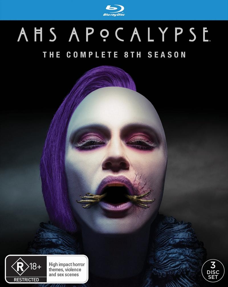 American Horror Story - Season 8 - Apocalypse  (SANITY EXCLUSIVE)   Blu-ray