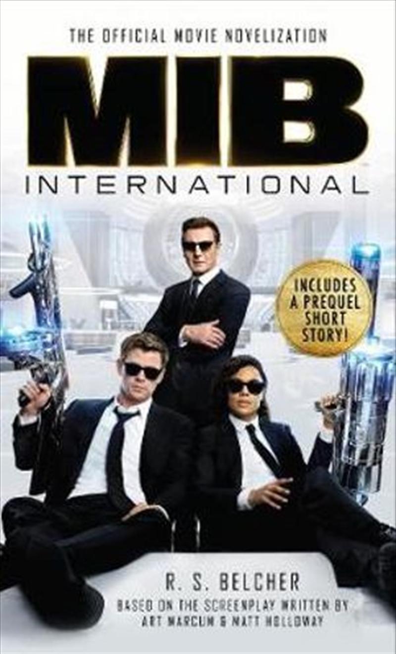 Men In Black International - Official Movie Novelization | Paperback Book