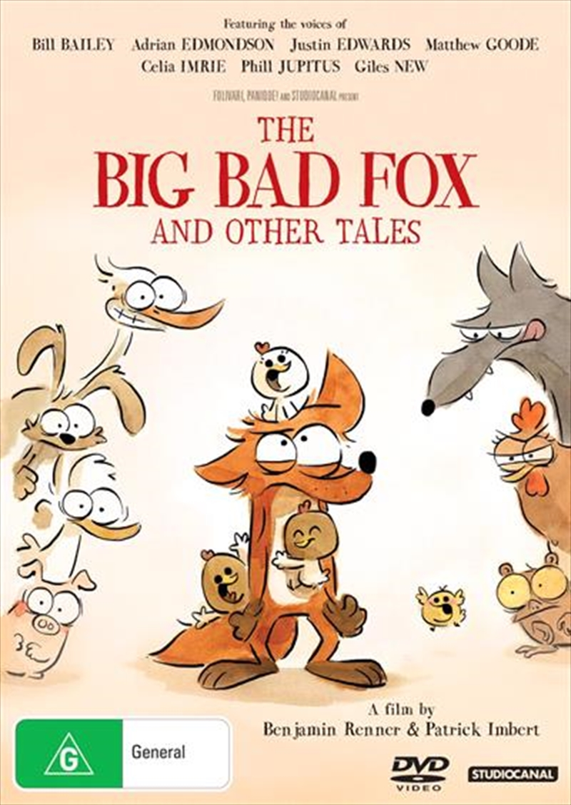 Big Bad Fox And Other Tales, The | DVD