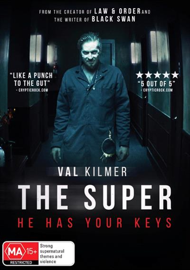 Super, The | DVD