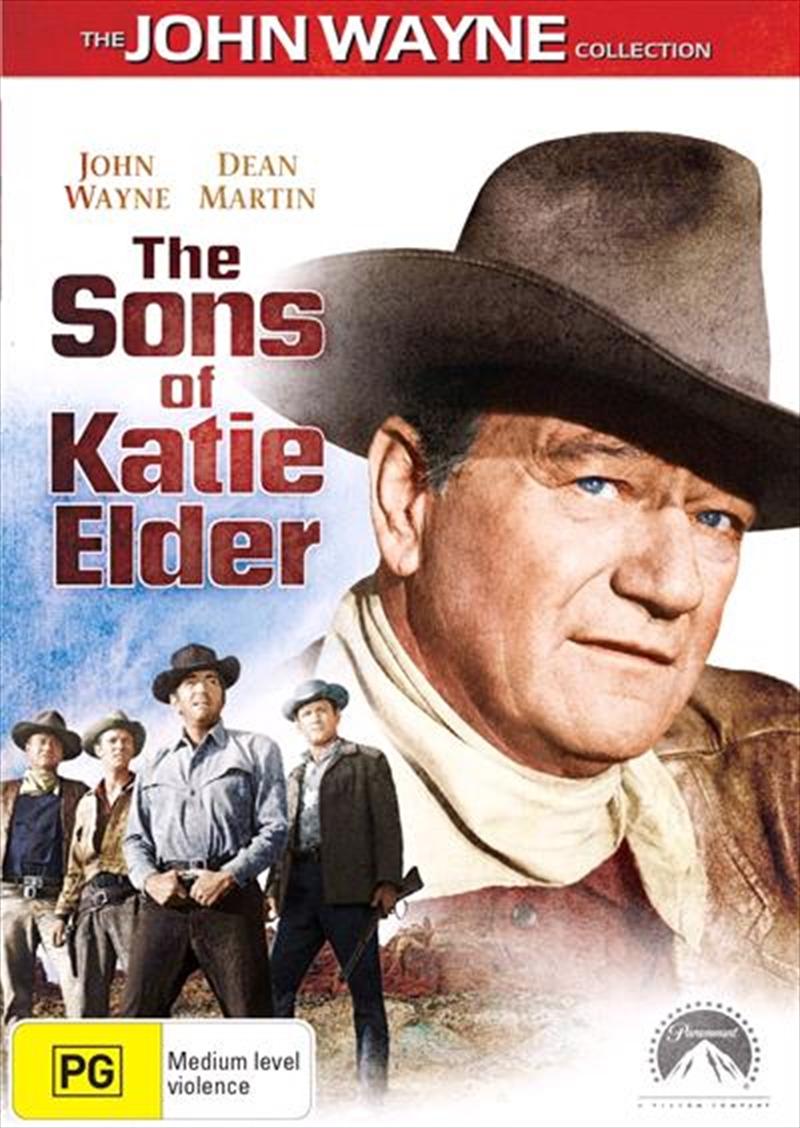 Sons Of Katie Elder, The | DVD