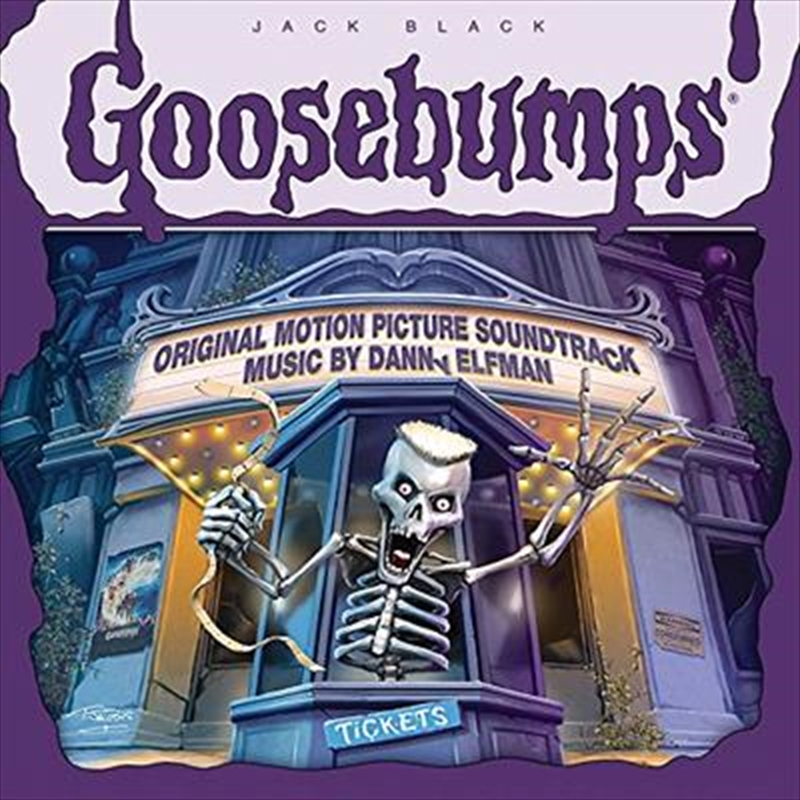Goosebumps: Ltd Coloured Vinyl | Vinyl