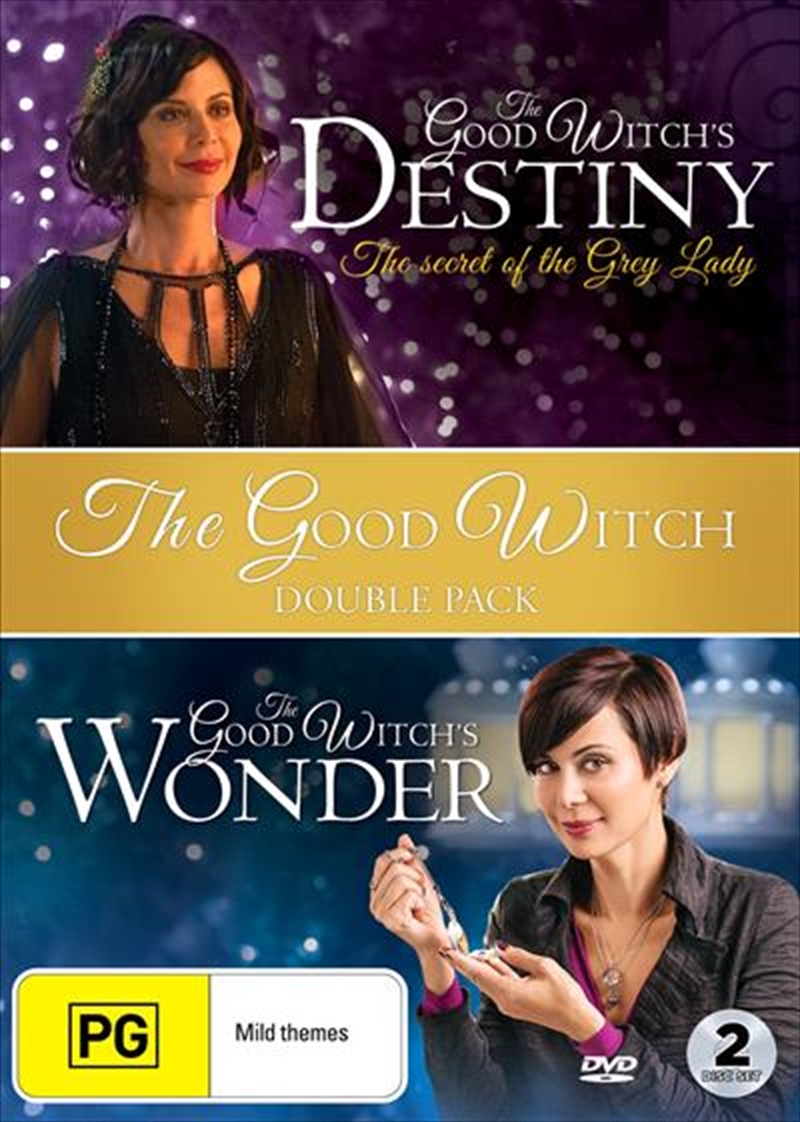 Good Witch | Double Pack, The | DVD