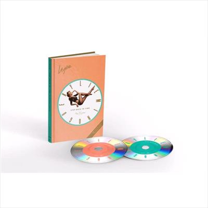 Step Back In Time - The Definitive Collection - Deluxe Hardbook Edition | CD
