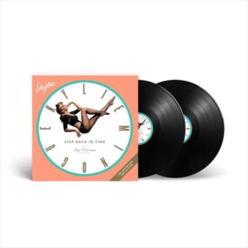 Step Back In Time - The Definitive Collection   Vinyl