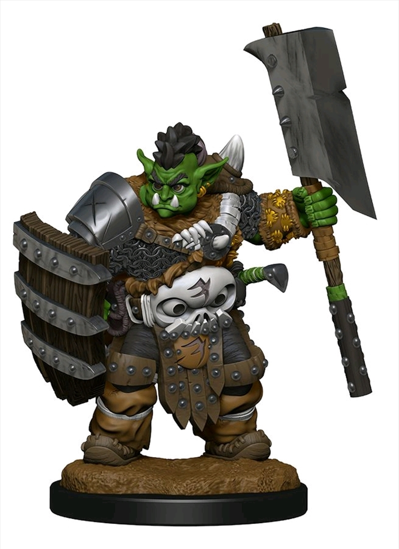 Wardlings - Orc Pre-Painted Mini | Games