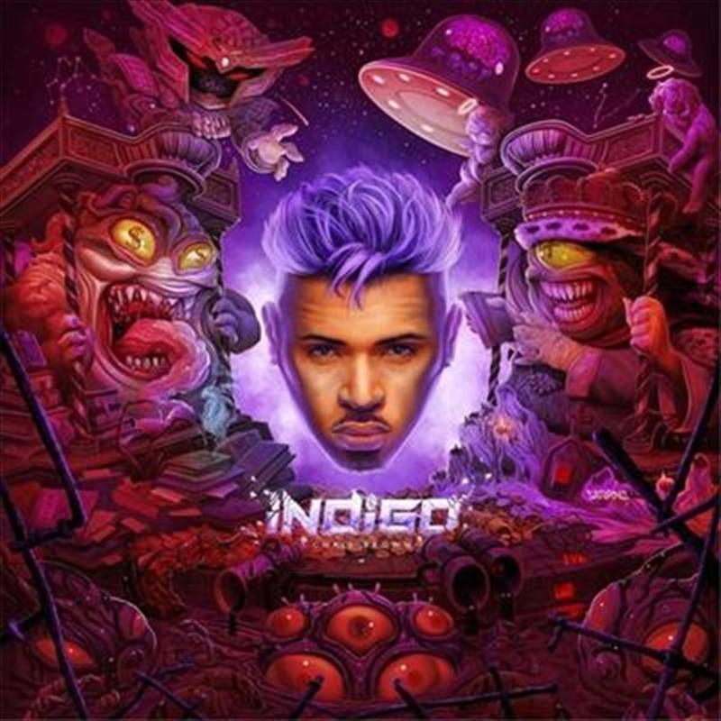 Indigo | CD