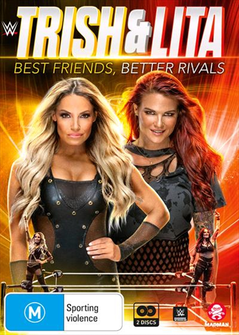 WWE - Trish and Lita - Best Friends, Better Rivals | DVD