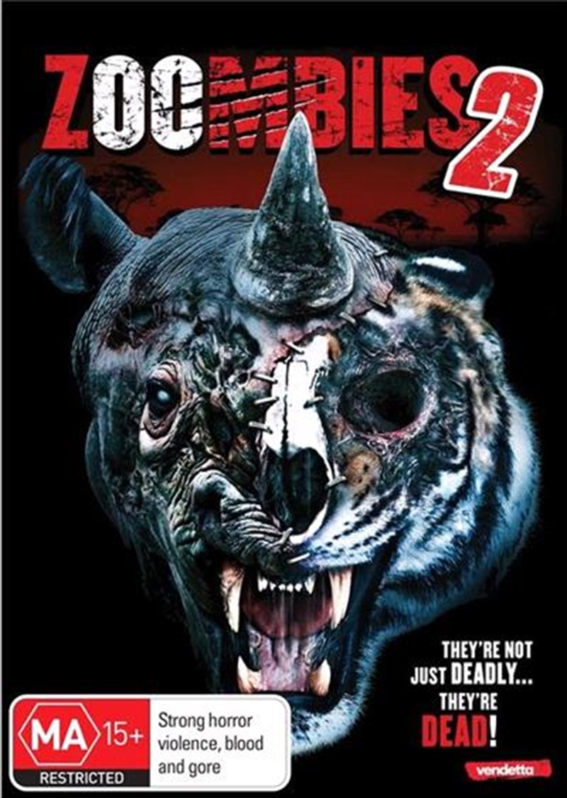 Zoombies 2 | DVD