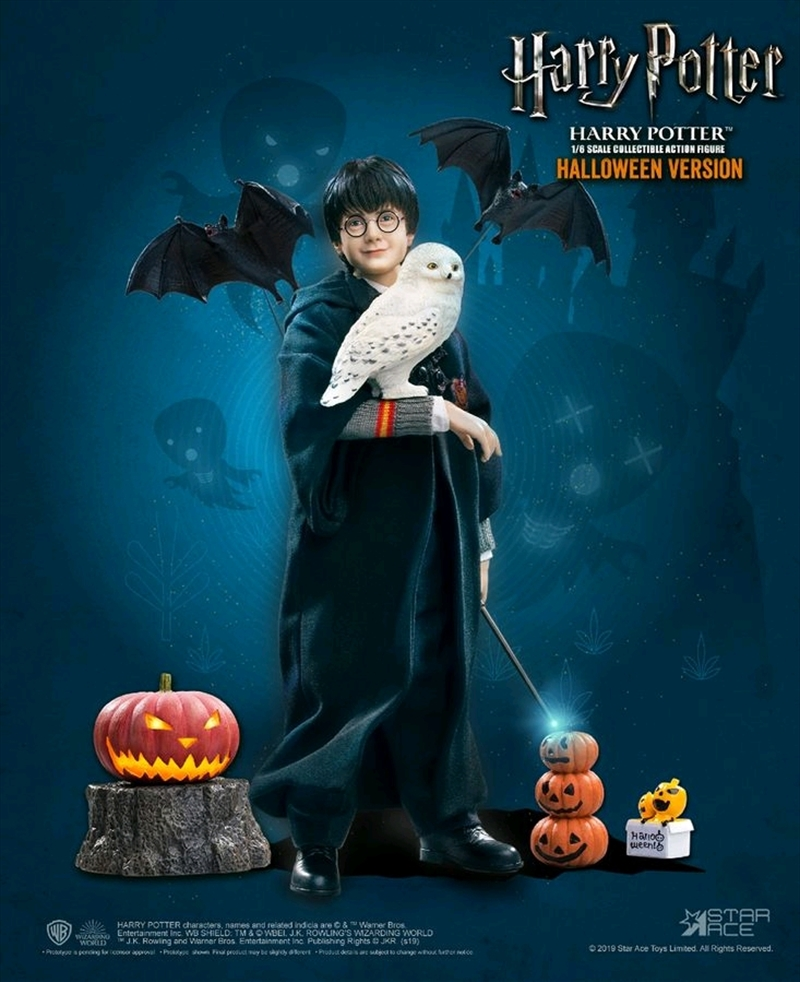 "Harry Potter - Harry (child) 12"" Action Figure 