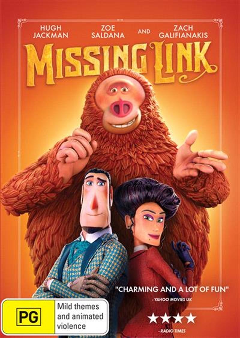 Missing Link | DVD