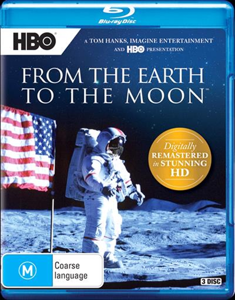 From The Earth To The Moon | Blu-ray
