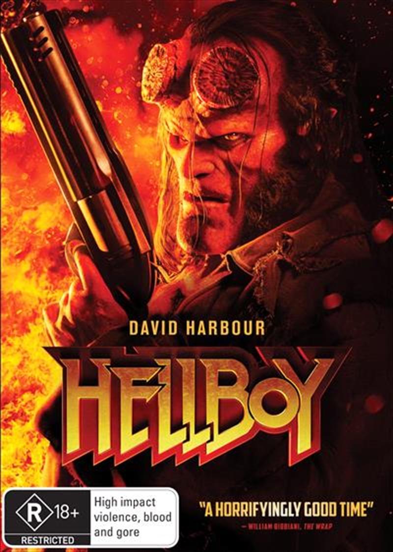Hellboy | DVD