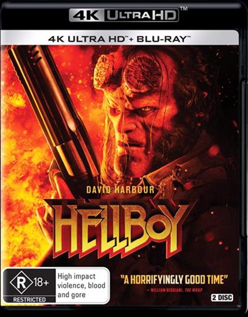 Hellboy | UHD