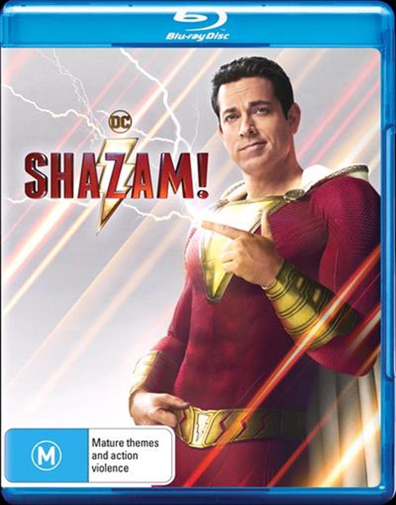 Shazam! | Blu-ray