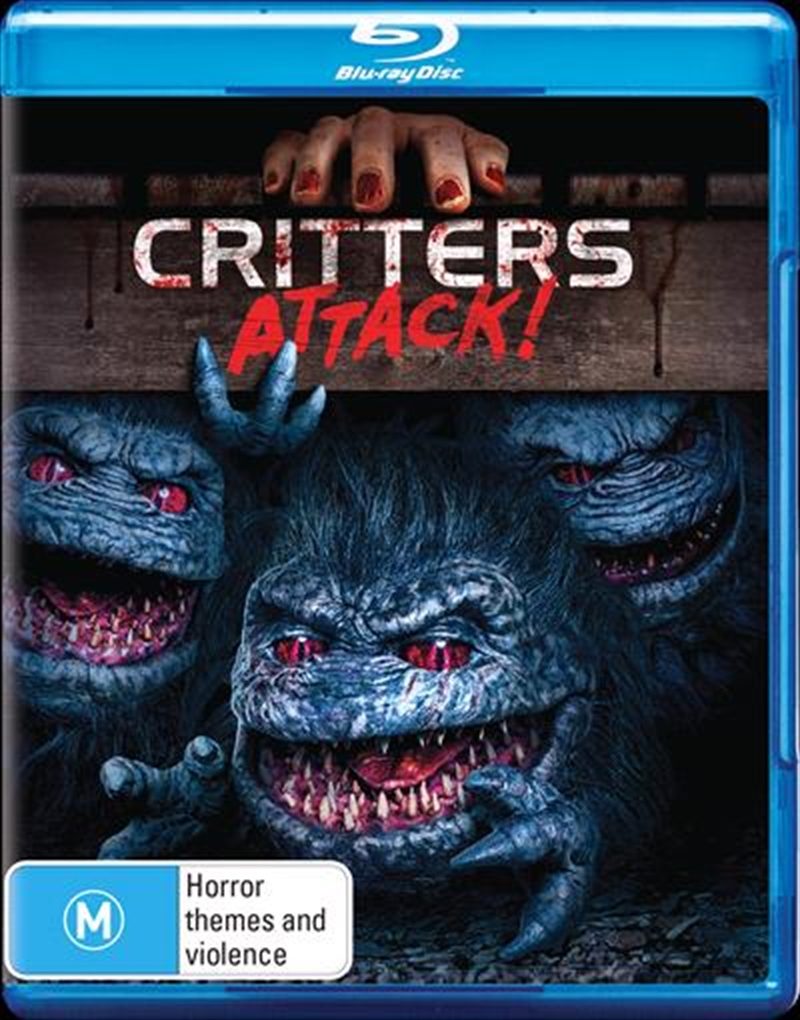 Critters Attack! | Blu-ray