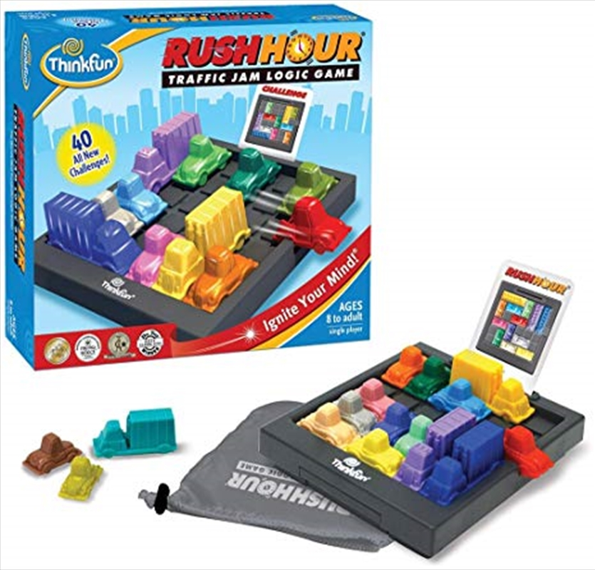 Rush Hour Game | Merchandise
