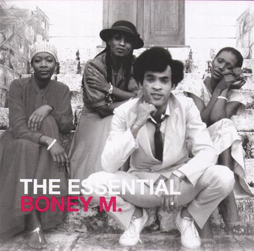 Essential Boney M - Gold Series   CD