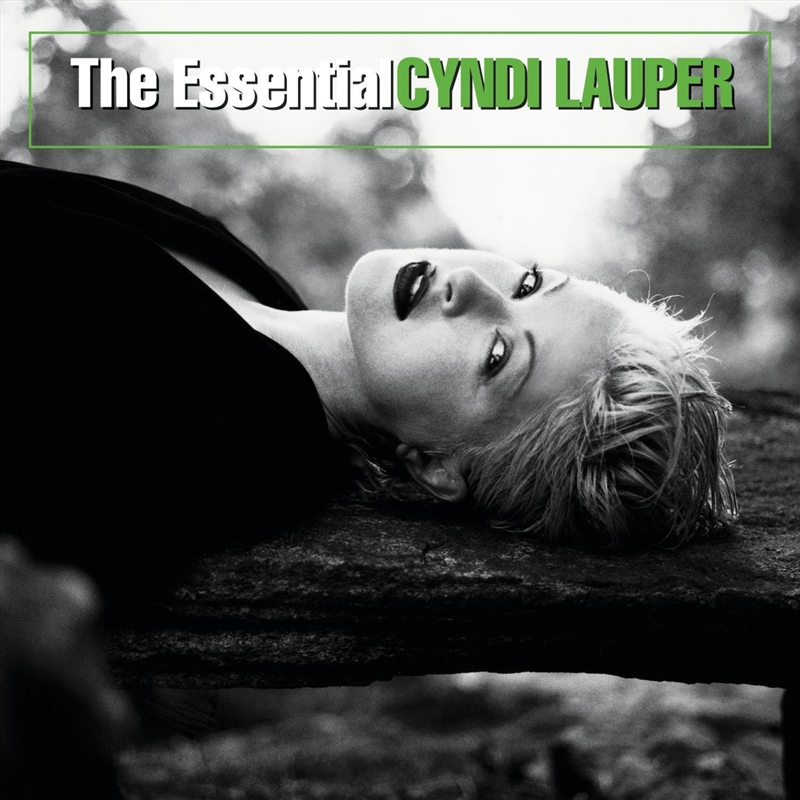 Essential Cyndi Lauper - Gold Series   CD