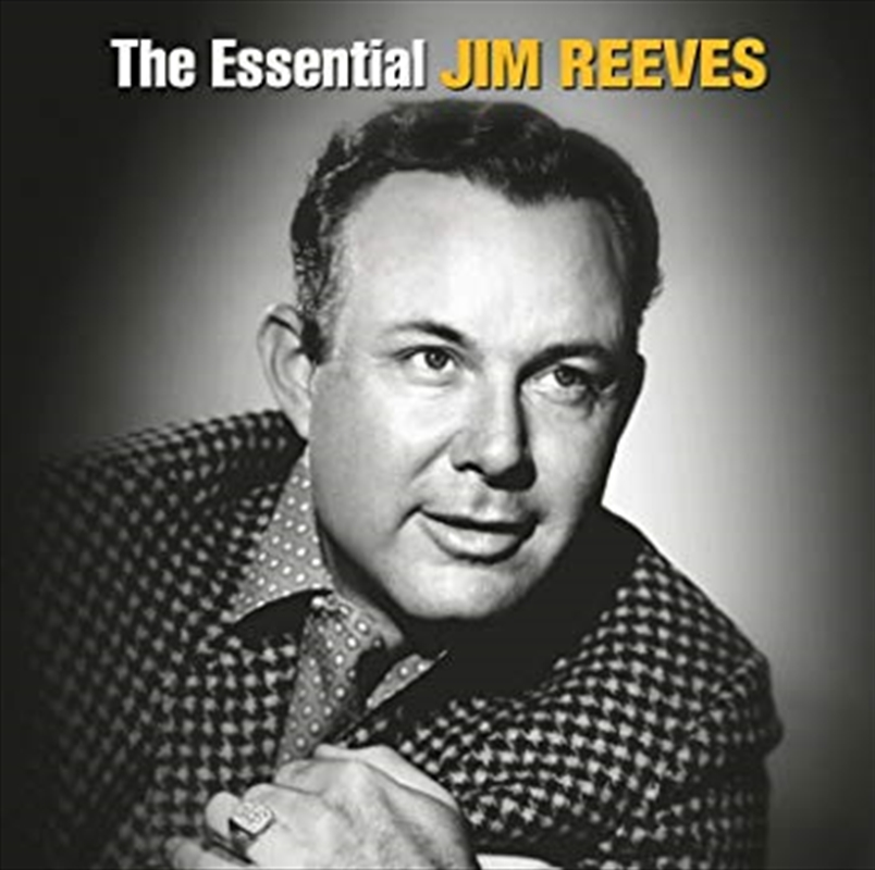 Essential Jim Reeves - Gold Series   CD