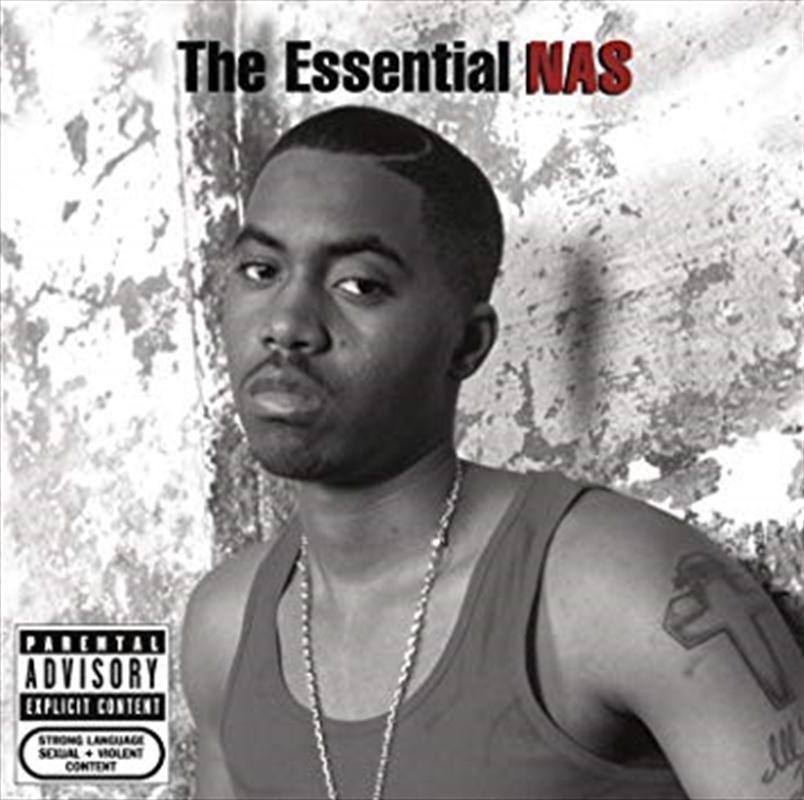 Buy Nas Essential Nas - Gold Series CD | Sanity Online