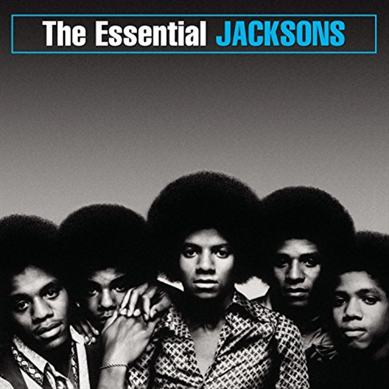 Essential Jacksons - Gold Series | CD
