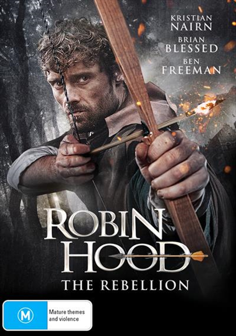 Robin Hood - The Rebellion | DVD